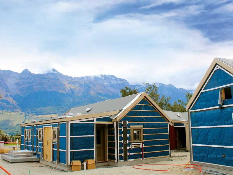 New Zealand's first Net Zero Energy campground