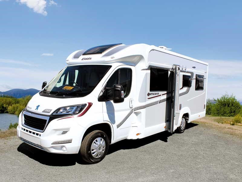Elddis Encore 254 review