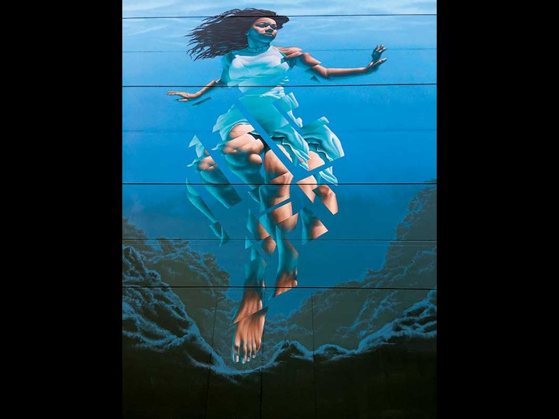 James Bullough U S A Pania of the Reef