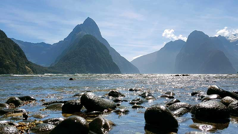 Milford Sound should be on everybody's bucket list