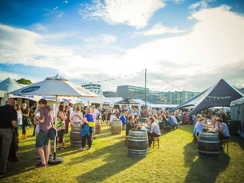 Wellington Wine Food Festival