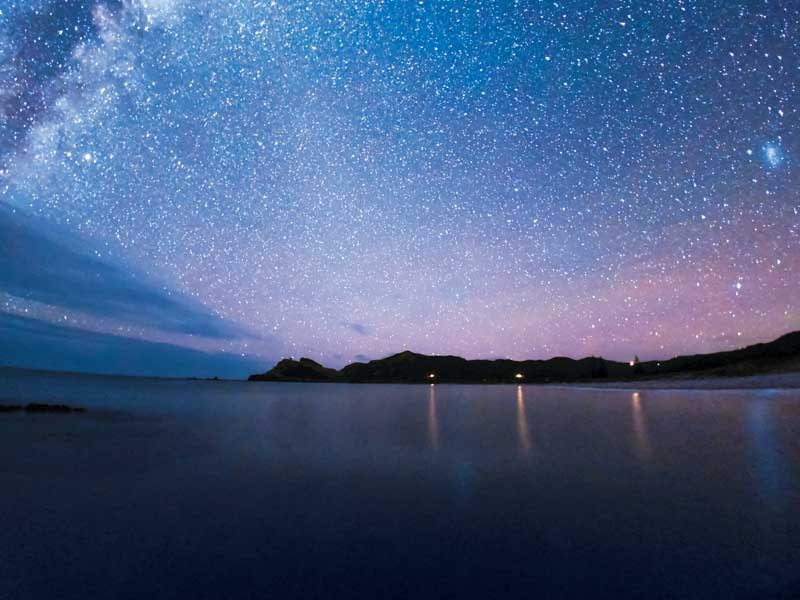 8 great stargazing spots