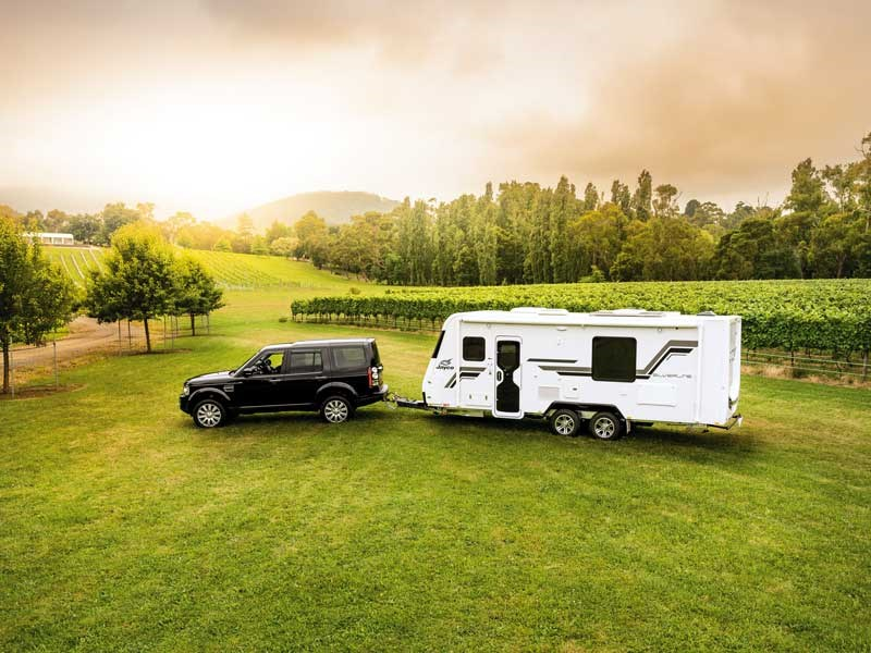 Jayco Silverline review 1