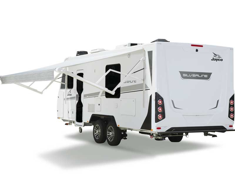 Jayco Silverline review 4