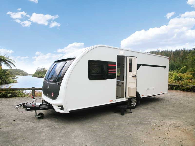 2016 Sterling Eccles 580 AL caravan review