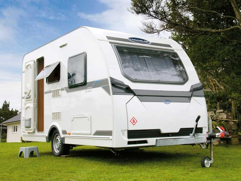 Caravelair Allegra 39 caravan review