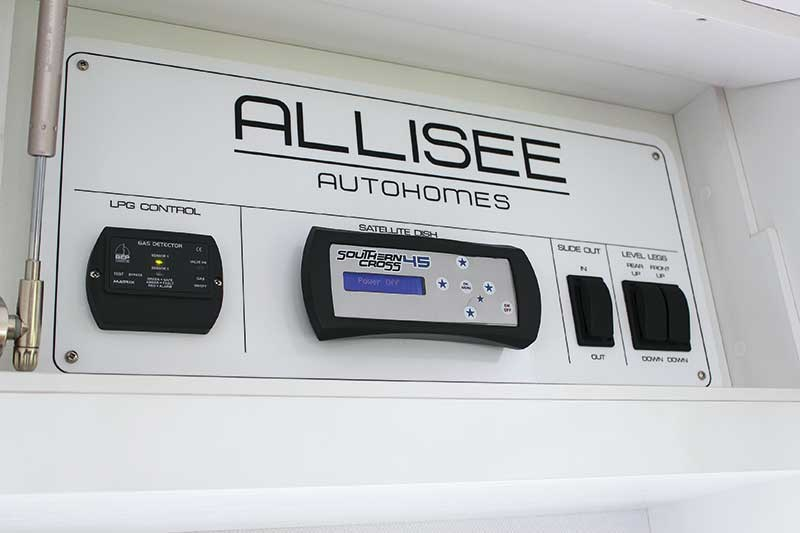 Allisee Supremacy motorhome review