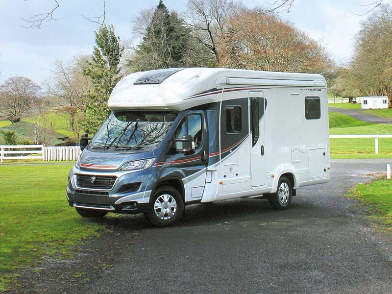 Auto-Trail Apache 632 motorhome review