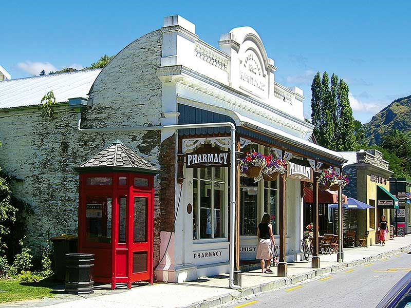 Visiting Queenstown and Arrowtown