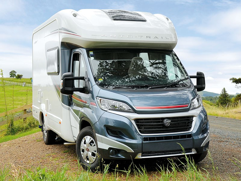 Motorhome review: Auto Trail Tracker EKS