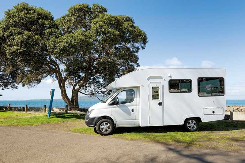 Kea Breeze motorhome review