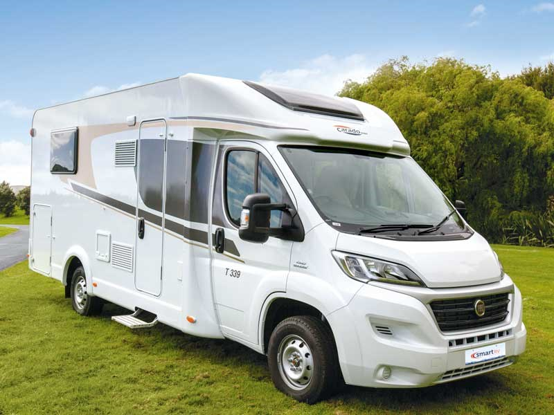 Carado T339 motorhome review