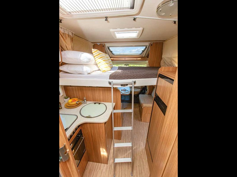 Carado T449 motorhome review
