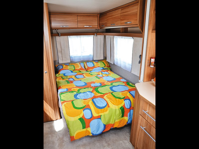 Caravan review: Caravelair Allegra 470 & 475