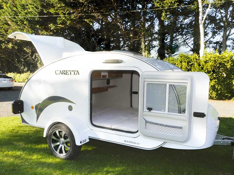 Caretta Turtle Teardrop Trailer review
