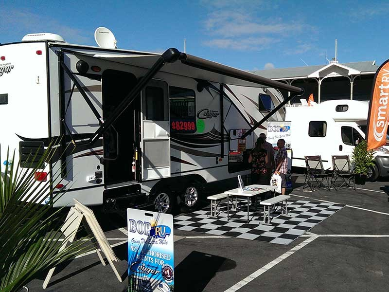 Covi Motorhome Caravan & Outdoor SuperShow 2015 kicks off in Auckland
