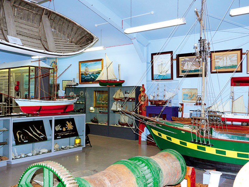 Turning back time: the Dargaville Museum