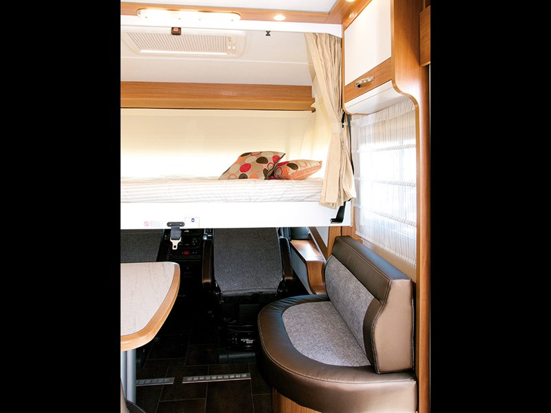 Motorhome review: Dethleffs Globetrotter XLi