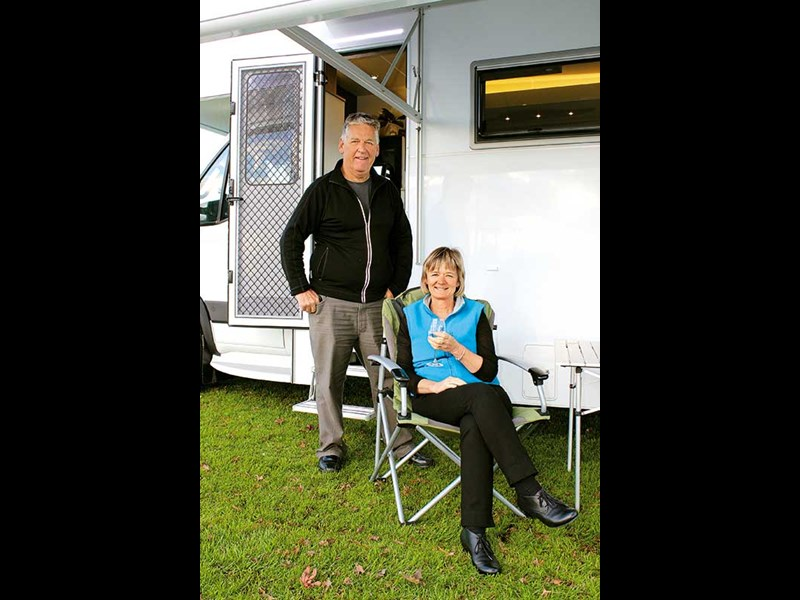 Bespoke-build motorhome from Diamond Motorhomes
