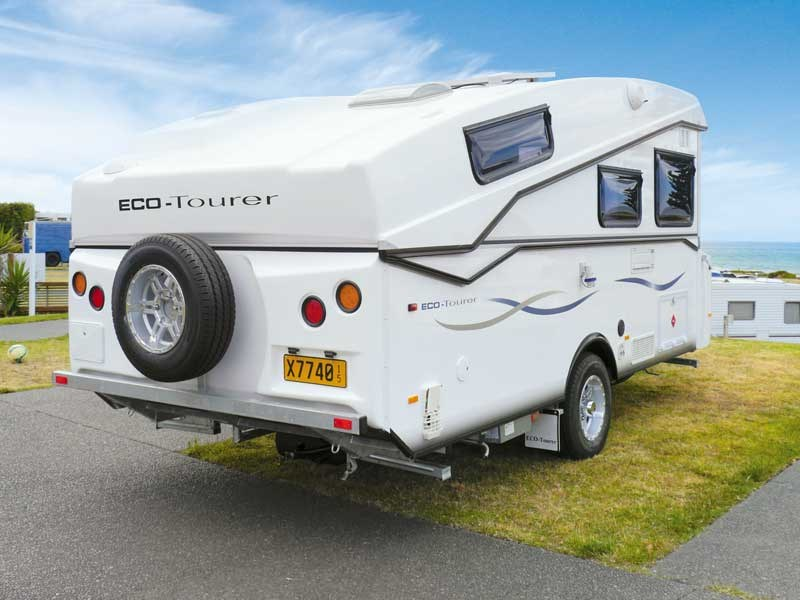 Eco Tourer caravan review