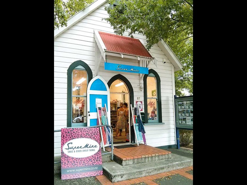 Shopping trip to Greytown in Wairarapa