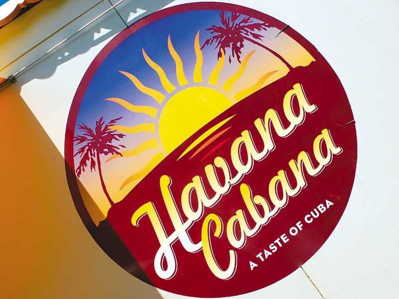 Havana Cabana in Sandy Bay