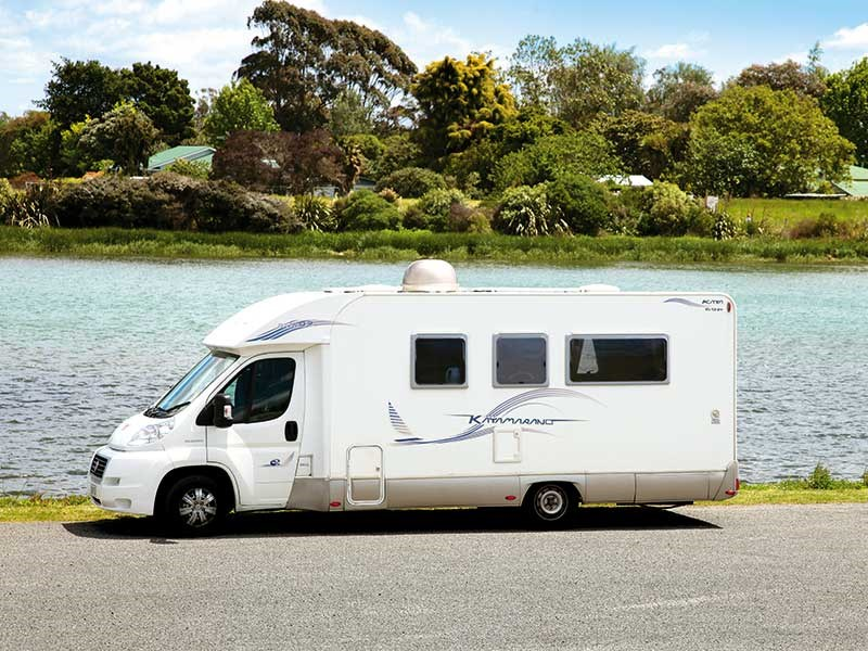 Motorhome friendly Hawke's Bay