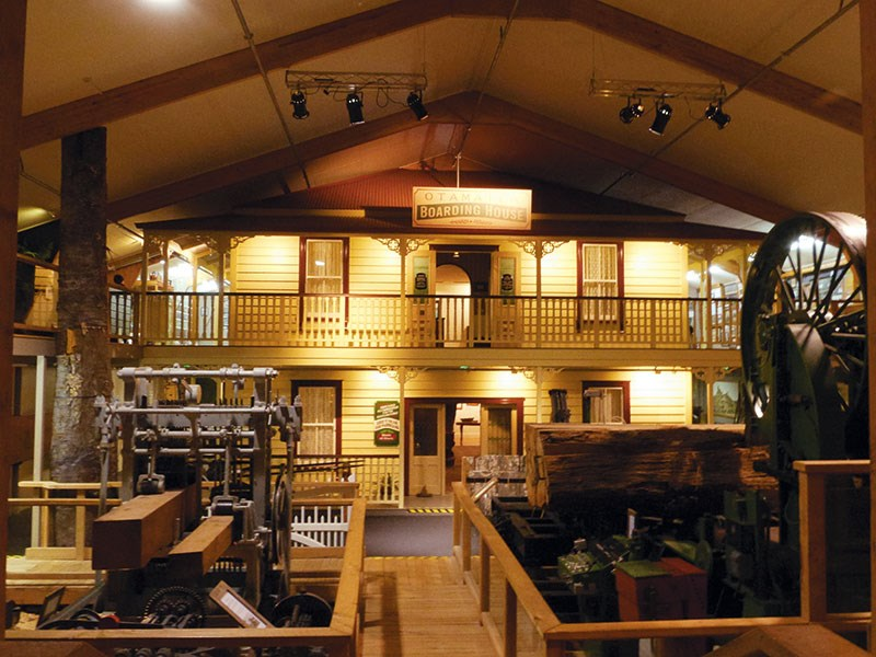 Northland gem: the Kauri Museum in Matakohe