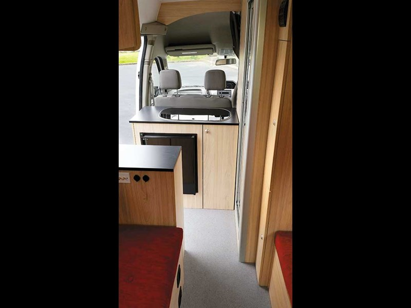 Wendekreisen Travel launches Koru Star 2ST campervan