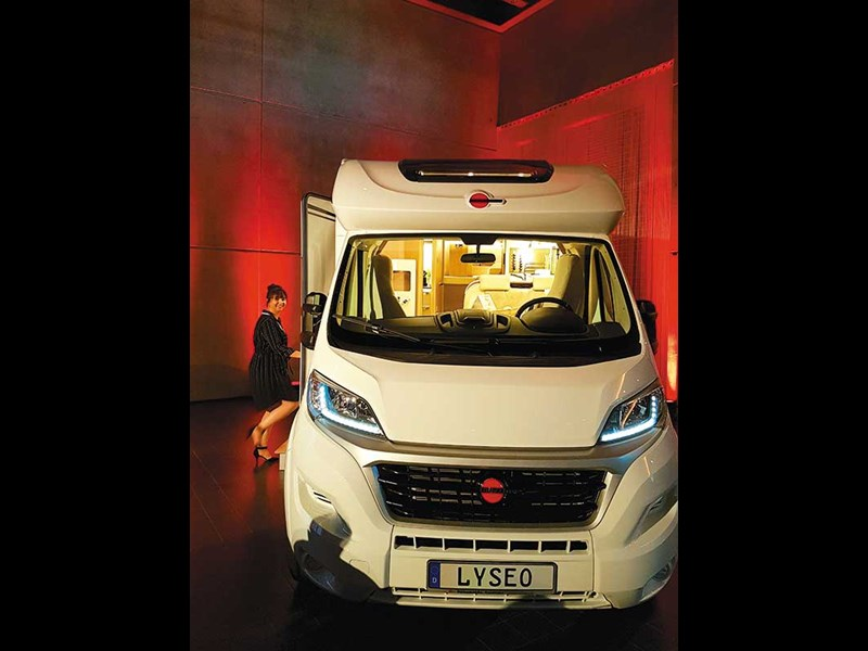 SmartRV get exclusive look at new Lyseo range of motorhomes