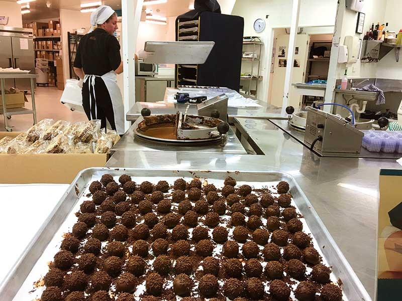 Saved by chocolate: Makana Chocolate Factory and Shop