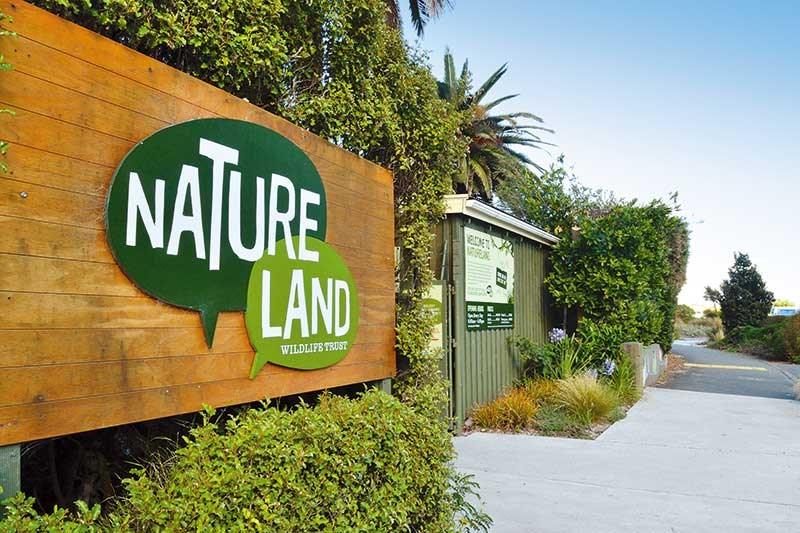 Natureland Wildlife Trust, Nelson