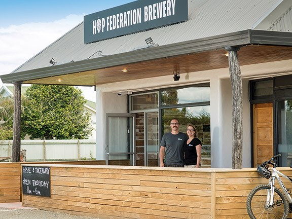 Nelson Craft Beer Trail