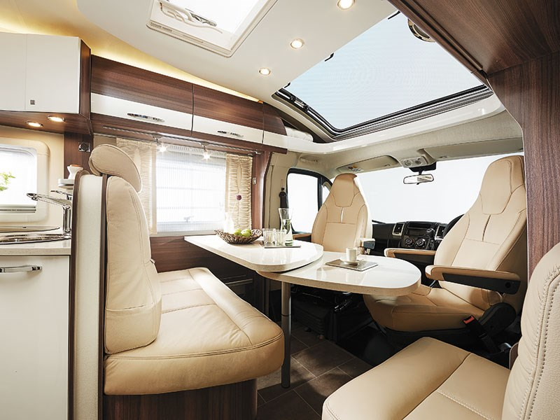 B�rstner Nexxo twins: T740 and T690G motorhomes