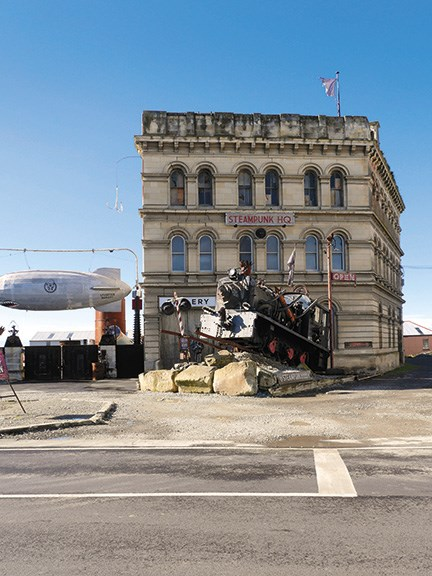 Oamaru history and highlights