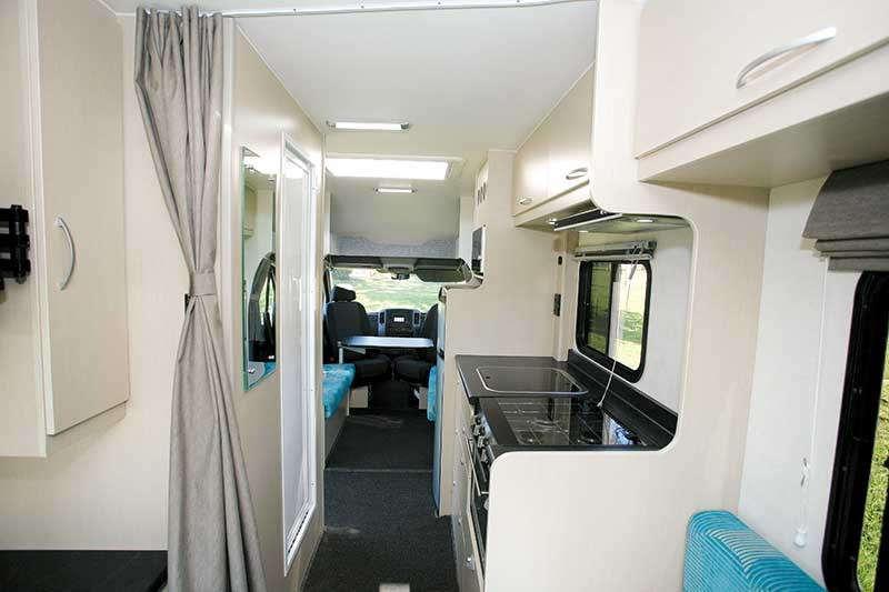 UCC Pearson motorhome review