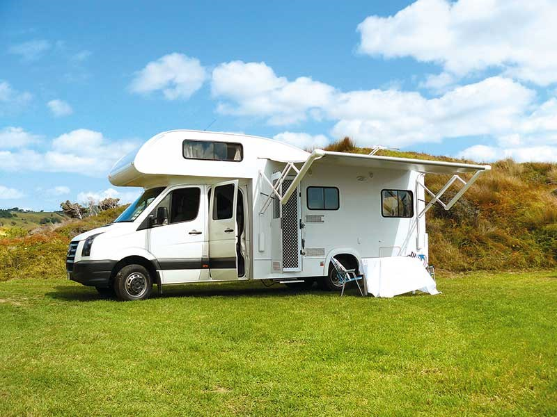 Renegade six-berth motorhome review