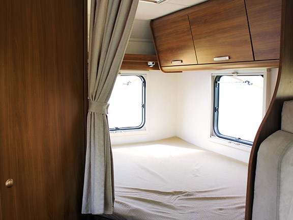 Entry-level motorhome: four-berth Rimor Katarano