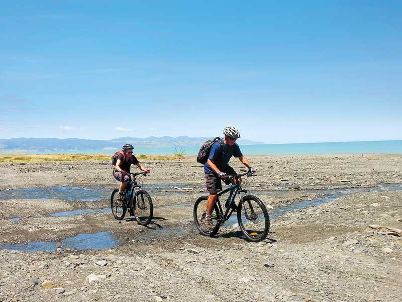 Rimutaka Cycle Trail & the Mukamukas