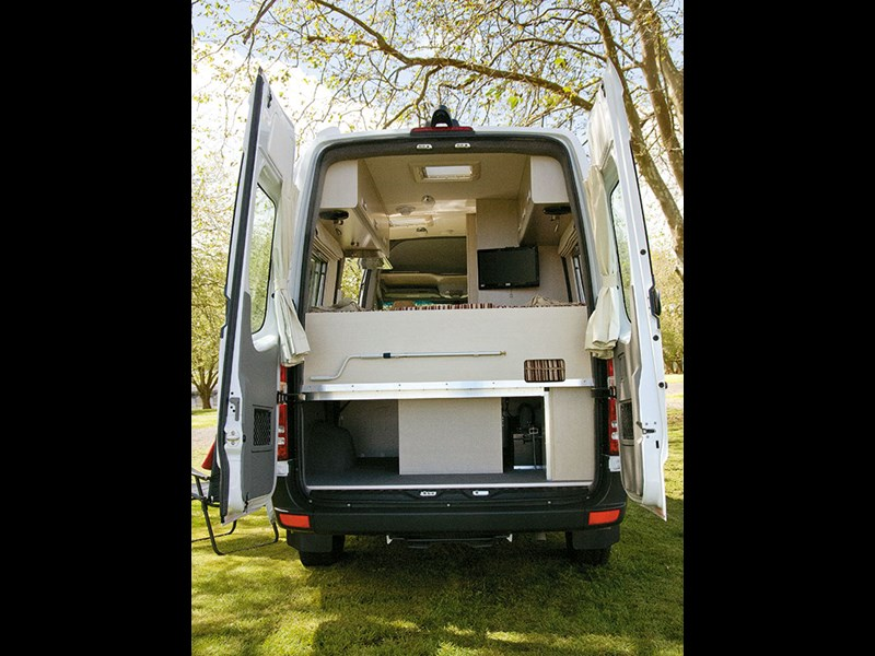 Campervan review: Roadcraft S2