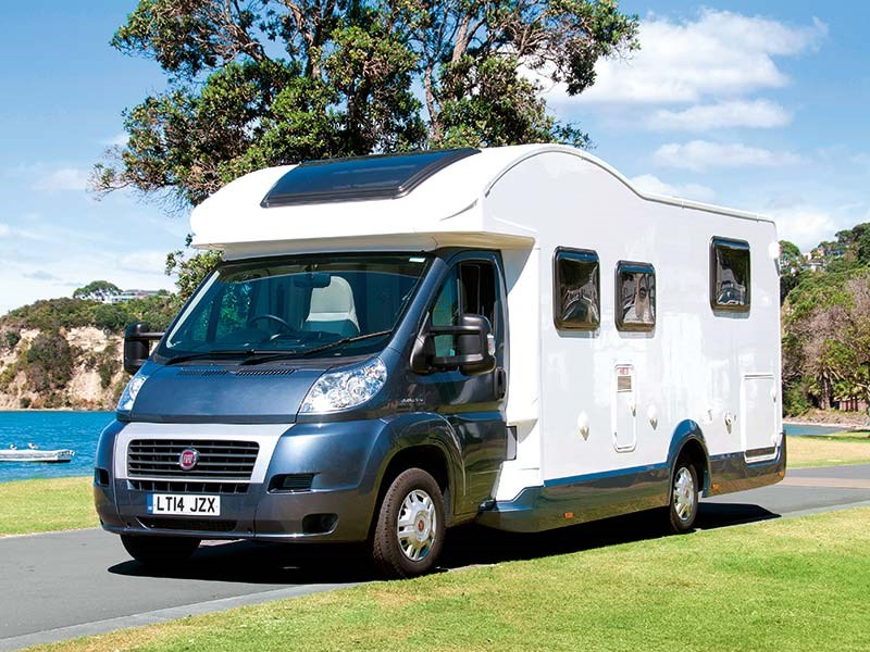 Motorhome review: Roller Team T-Line 740