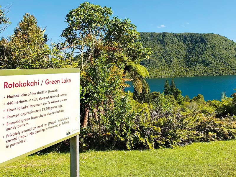 The best lakes in Rotorua Lake District