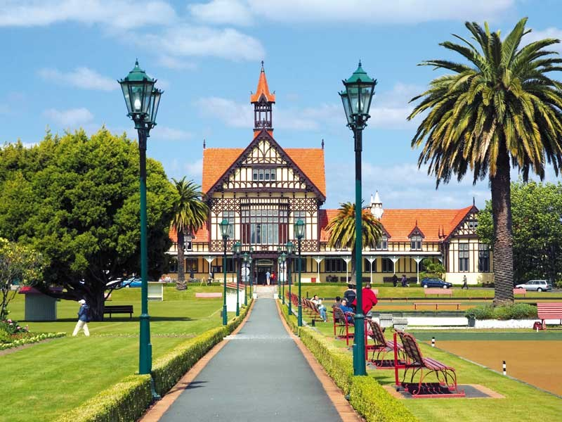 Things to see and do in Rotorua