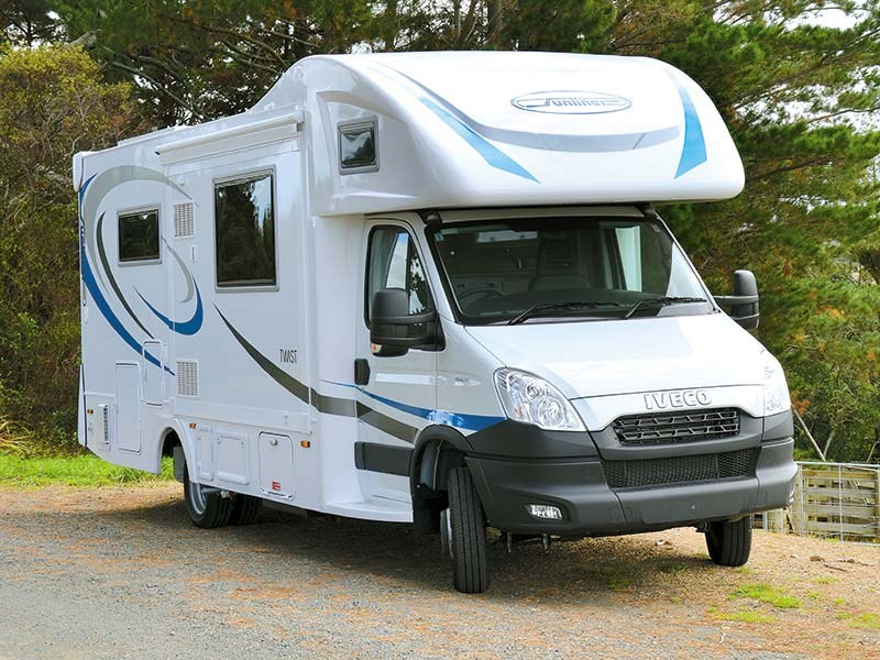 RV review: Sunliner Twist