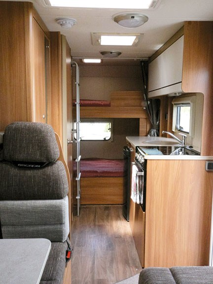 Motorhome review: Swift Escape 696