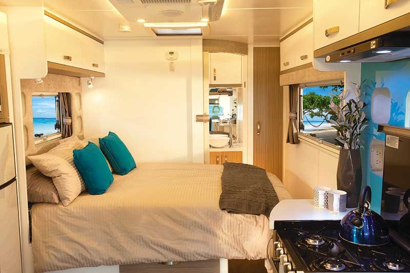 Sunliner Switch S504 motorhome review