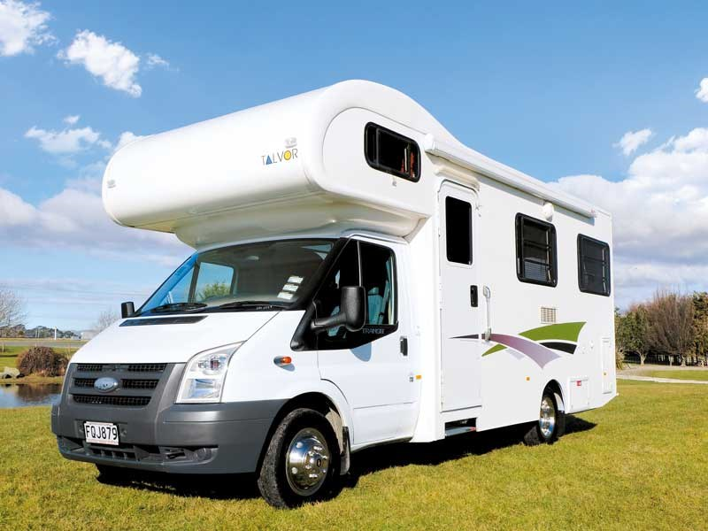 Apollo Talvor refurbished motorhome review