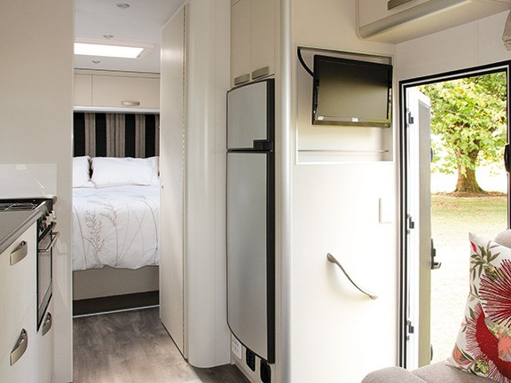 Motorhome review: TrailLite Oakura 354