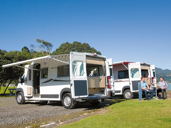 Motorhome review: Transtec Duet Tourer