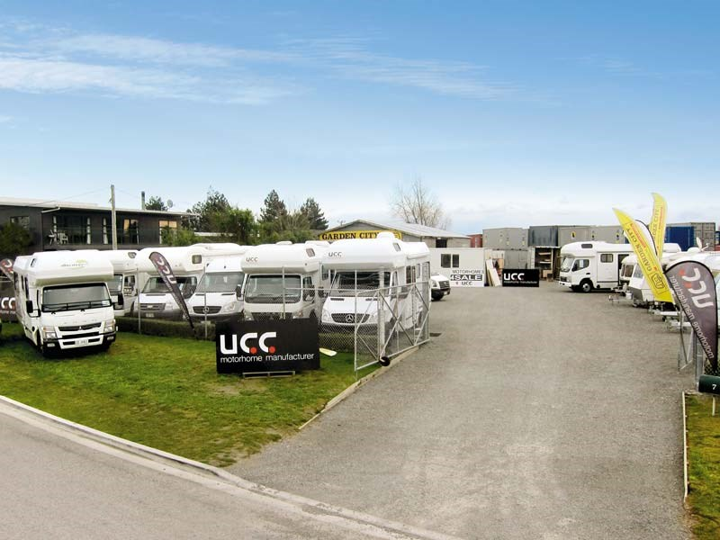 Business profile: UCC Motorhomes and Caravans